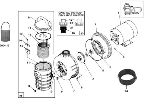 nissan ler parts with picture