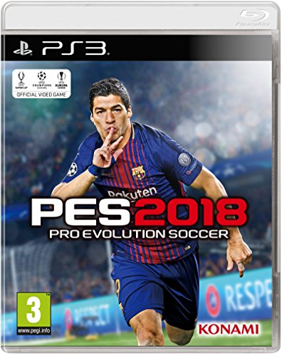 PES 2018 (PS3): Amazon co uk: PC & Video Games