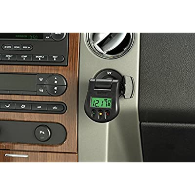 INNOVA 3721 Battery and Charging System Monitor: Automotive