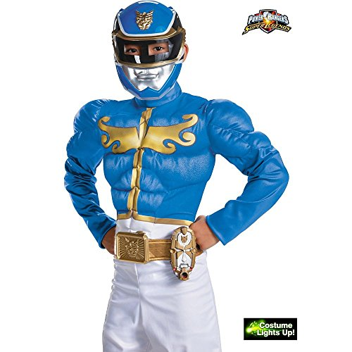 Disguise Saban's Power Ranger Megaforce: Mega Morpher Safety