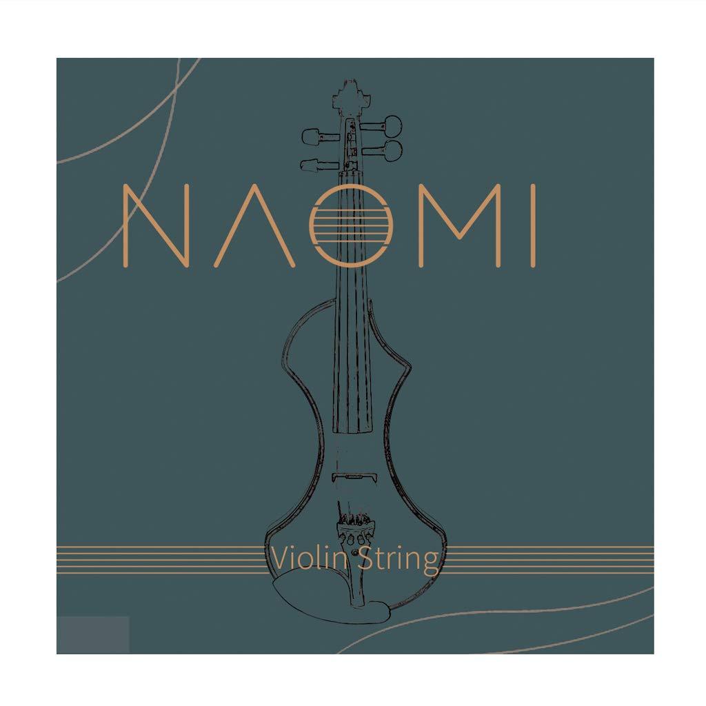 B Blesiya Violin Strings E//A//D//G String Set Nickel Strings for 3//4 4//4 Size Violin