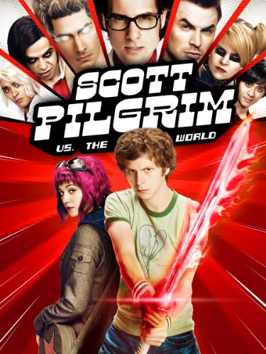 DVD : Scott Pilgrim vs. The World