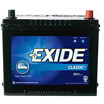 Amazon Com Exide Battery 24mdp Battery Automotive