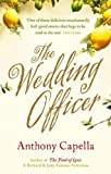 Front cover for the book The Wedding Officer by Anthony Capella