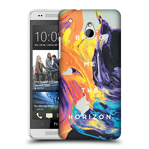Official Bring Me The Horizon Spirit Key Art Hard Back Case for HTC One mini