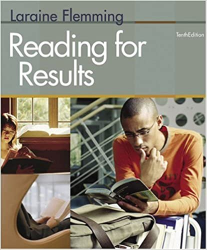 Reading for Results by Flemming Laraine E. (2007-03-26)