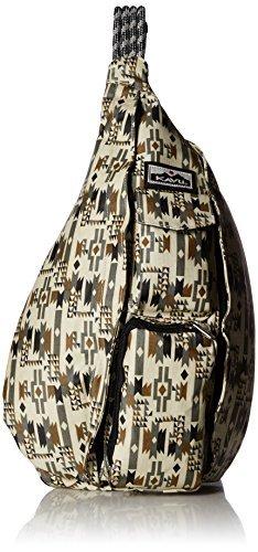 KAVU Women's Ropette Backpack,Earth Tribal,One Size [並行輸入品] B07R4WBMN2