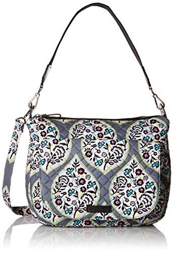 Vera Bradley Carson Shoulder Bag-Signature, Heritage Leaf