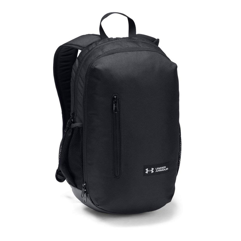 Under Armour Roland Backpack, Black, One Size Fits All by Under Armour