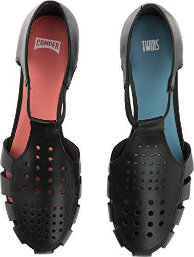 Camper Women's TWS - K200672 Black 39 B (Camper Womens Twins)