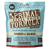 Primal Pet Foods Freeze Dried Feline Chicken and Salmon Formula, My Pet Supplies