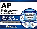 AP English Language and English Literature Exam Flashcard Study System: AP Test Practice Questions & Review for the Advanced Placement Exam (Cards)