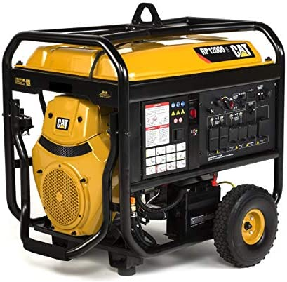 RP12000E 12000 Running Watts 15000 Starting Watts Gas Powered portable Generator 502-3699