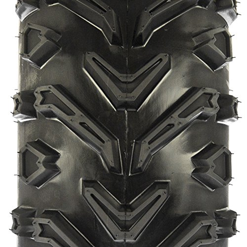SunF 24x8-12 24x8x12 All Terrain Mud ATV UTV Tires 6 PR A041 (Set pair of 2) by SunF (Image #9)