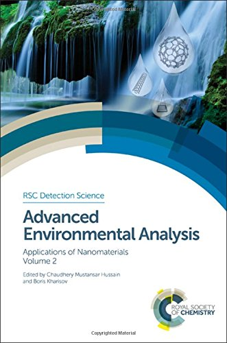 Advanced Environmental Analysis: Applications of Nanomaterials, Volume 2 (Detection Science)