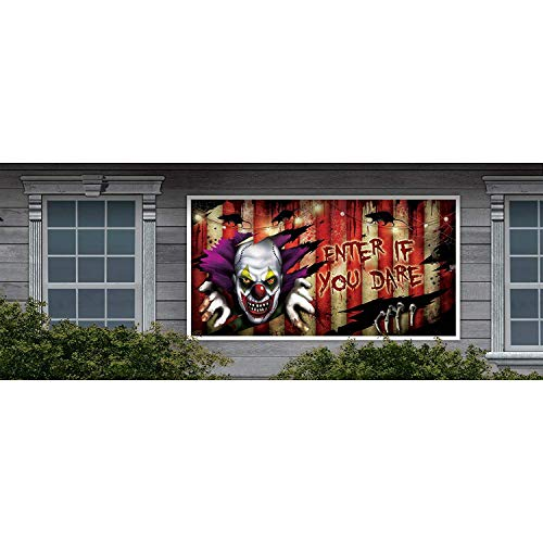 Halloween Enter If You Dare Banner -