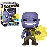 Funko Pop Avengers Infinity War Thanos Vinyl Bobblehead Variant Figure 296
