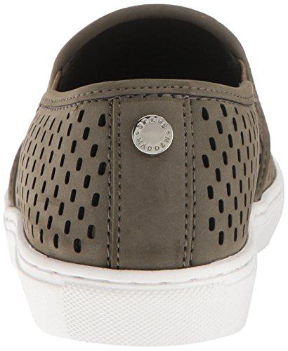 Steve Madden Womens Elouise Fashion Sneaker Oliva