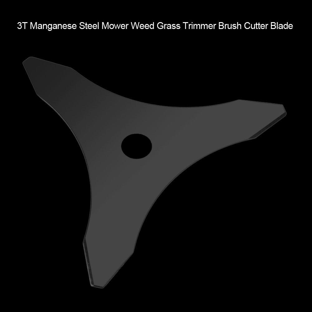 3 dientes de acero de manganeso cortador de cuchilla hoja de ...