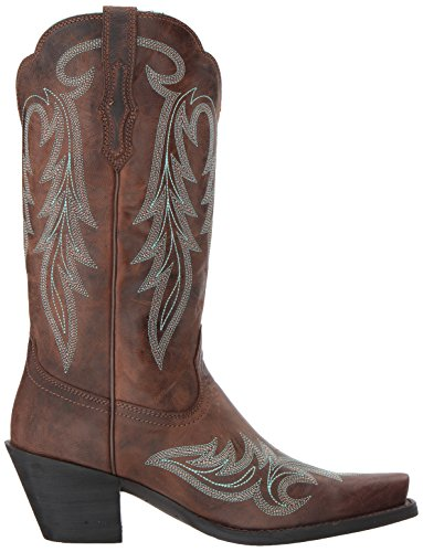 Ariat Womens Round Up Botte De Travail Renégat, Barnwood, 7 B Us Barnwood