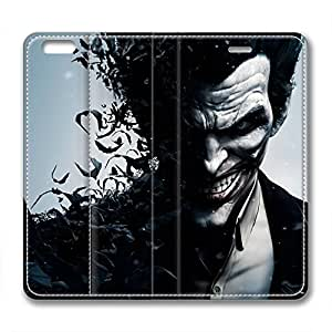 Evil Wicked Violence Design Leather Case for Iphone 6 Plus Ferocious