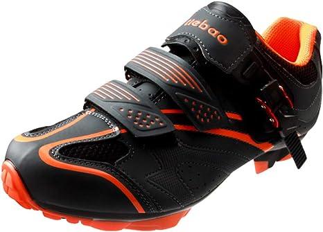 MUSTY Zapatillas de Ciclismo para Hombre, Bicicleta de montaña de ...