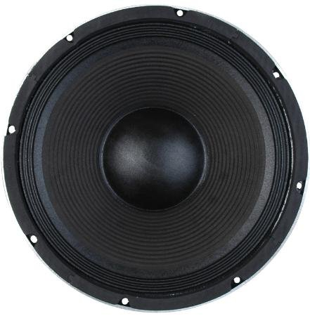 Die Cast Woofer - MCM Audio Select 55-2962 12'' Die Cast Woofer with Paper Cone and Cloth Surround - 175W RMS 8ohm