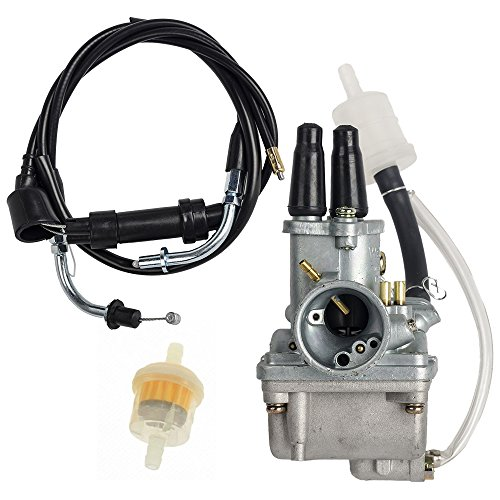 yamaha pw 80 carburetor - 4