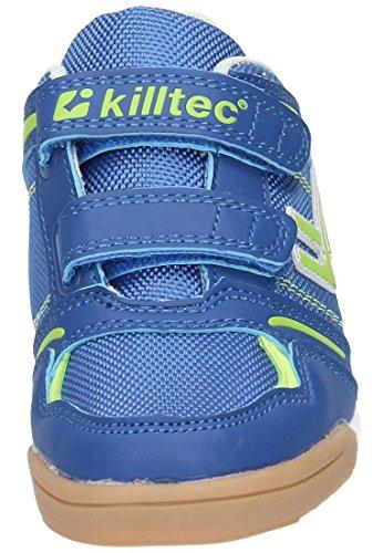 Killtec Sportschuhe Vordy Jr. aus rutschfeste Gummisohle in Vordy Jr. royal, Nylon mit Synthetikbesätzen, Blau