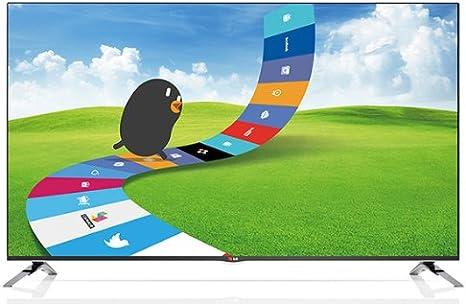 LG 55LB671V 55 Full HD Compatibilidad 3D Smart TV WiFi Negro LED TV - Televisor (Full HD, A+, 16:9, Negro, 1920 x 1080 Pixeles, MCI (Movimiento Índice de Claridad)): Amazon.es: Electrónica