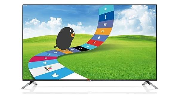 LG 55LB671V 55 Full HD Compatibilidad 3D Smart TV WiFi Negro LED ...