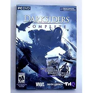 Darksiders Complete – Includes Darksiders & Darksiders II