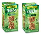 Natures Valley granola bars, Crunchy Oats N Honey, 60 Bars (2 Boxes)