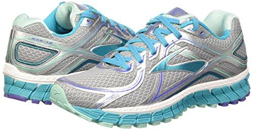 Blue 1 2 Tint Gts EU Adrenaline Silver 36 Brooks Women's 16 Shoes UK Running 4 Multicolor Bluebird q6fzZwv