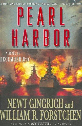 Pearl Harbor: A Novel of December 8th (Black Pearl Hawaii)