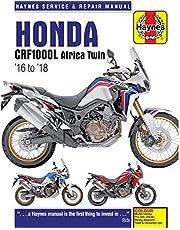 Honda CRF1000L Africa Twin Service & Repair Manual (2016 to 2018)