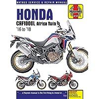 Honda CRF1000L Africa Twin Service & Repair Manual (2016 to