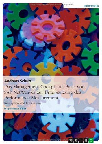 Das Management Cockpit auf Basis von SAP NetWeaver zur Unterstützung des Performance Measurement: Konzeption und Realisierung
