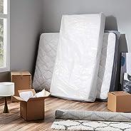 AmazonCommercial Bolsa de colchón para mudanza y almacenamiento – King, 4 mil, 1 unidad
