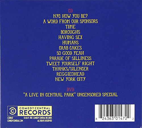 A Live At Central Park by CentralPark (Image #1)