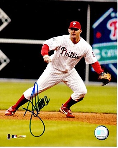 - Autographed Jim Thome Photograph - 8x10 inch Guaranteed to pass PSA or - JSA Certified - Autographed MLB Photos