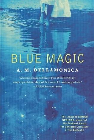 book cover of Blue Magic