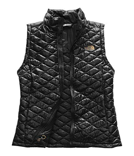 The North Face Women's Thermoball Vest - TNF Black Shine - M
