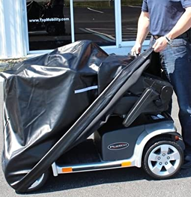 Challenger Large Scooter VINYL COVER for Pride Mobility Victory, Pursuit, Golden Companion & Ventura