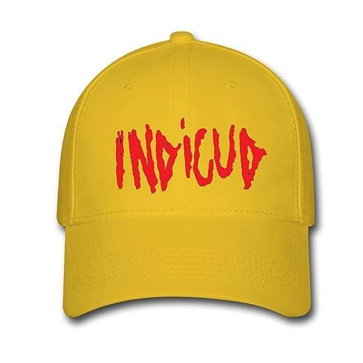 45613327e Kid Cudi Indicud Logo Custom Printing Baseball Caps Sun Hats  (6958667401859): Books