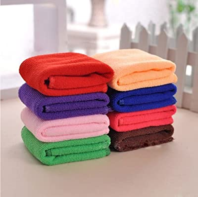 VIPASNAM-Microfibre Cotton Bath Towel Sports Travel Camping Gym Lightweight 30x70cmZz