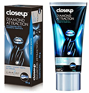 Review Closeup Diamond Attraction Power