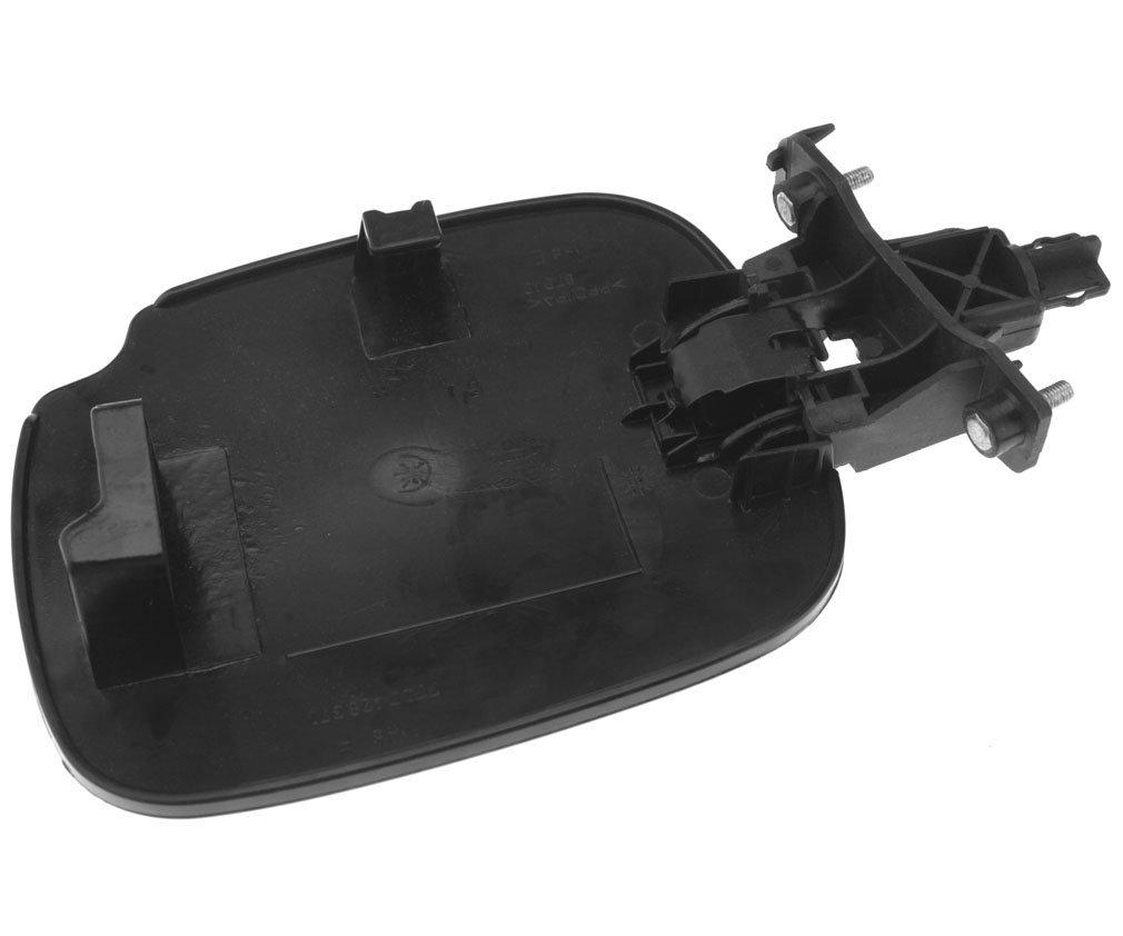 Black Flap Petrol Diesel Fuel Cap For Renault Scenic 99-03 OEM 7700428371 Micro Trader