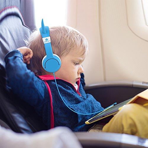 Электроника для детей iClever Kids Headphones,