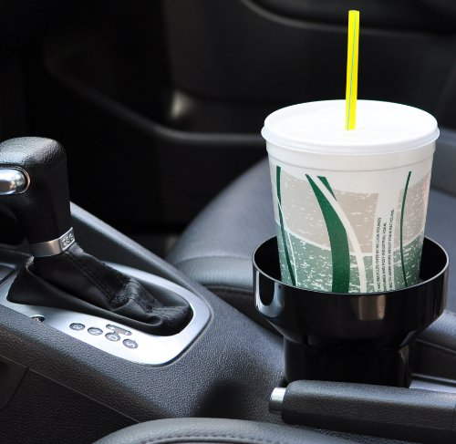 Spill Catching Cup Holder Insert fits in your car, RV ...